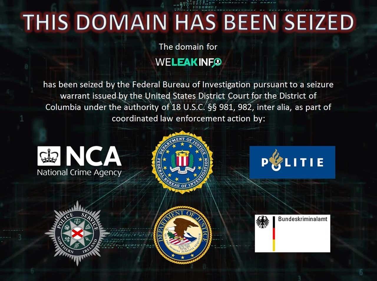 alerta site bloqueado fbi