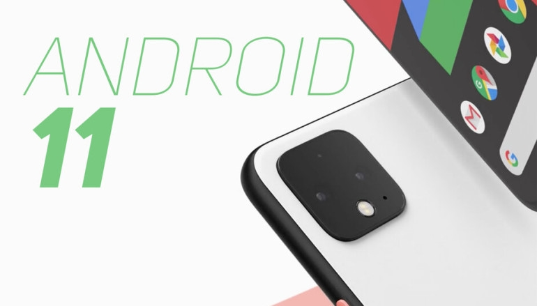 Google Pixel 4 android 11