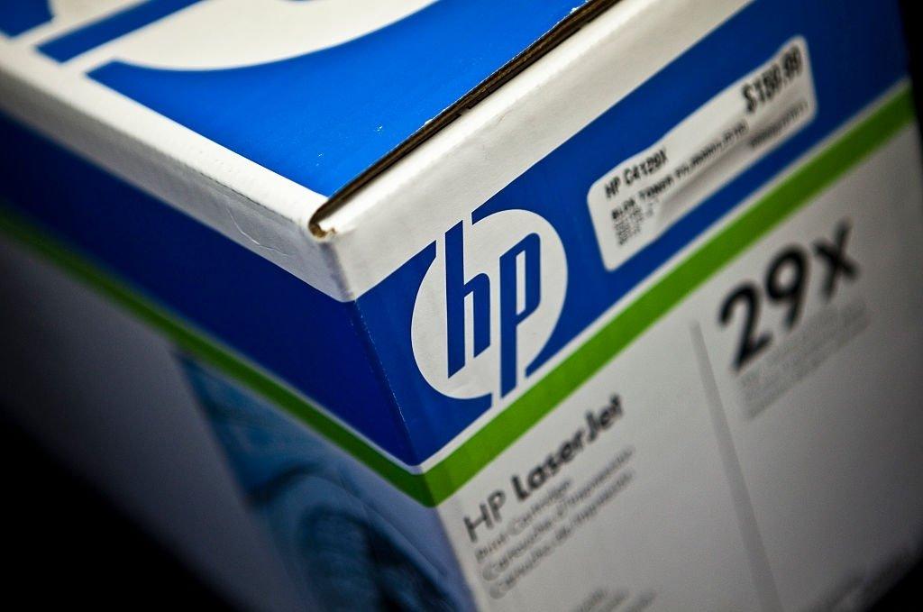 HP impressora
