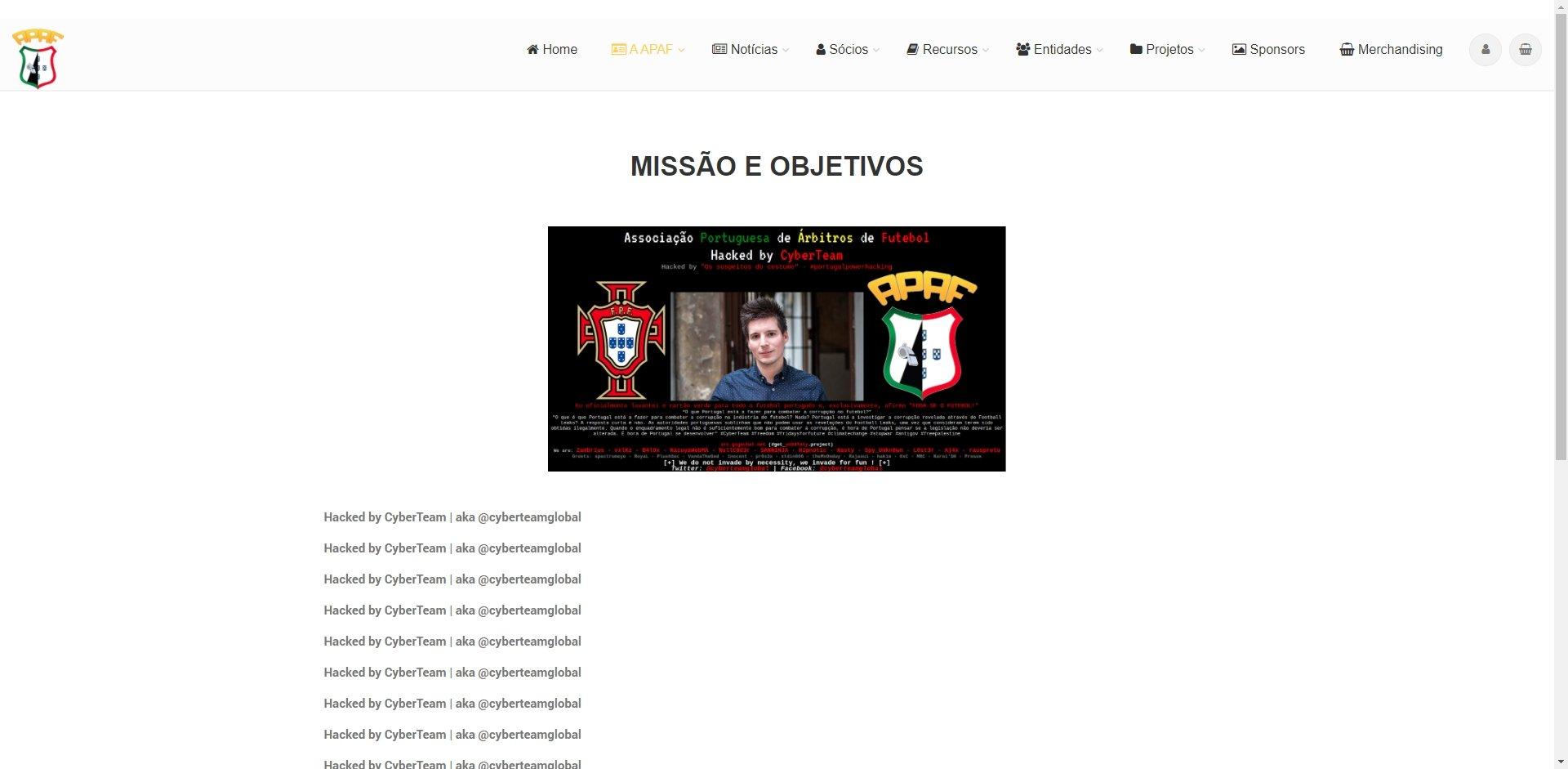 site apaf hacker