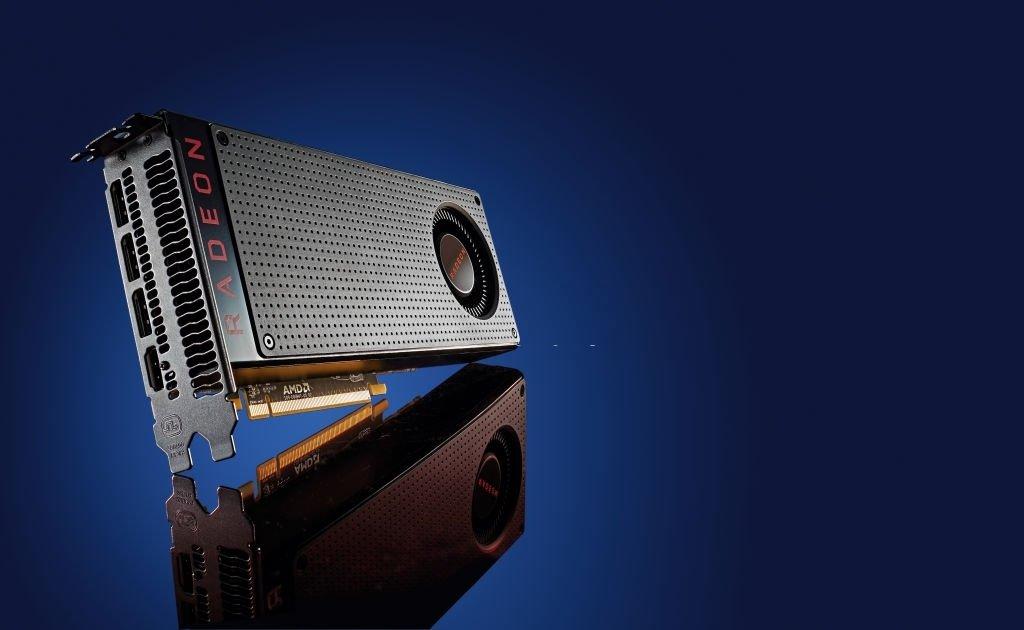 AMD gráfica