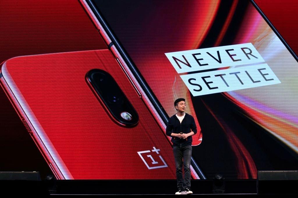 OnePlus apresentação