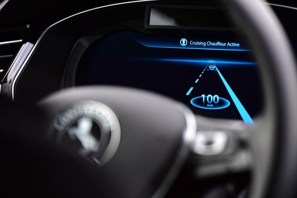 Inteligência artificial condução