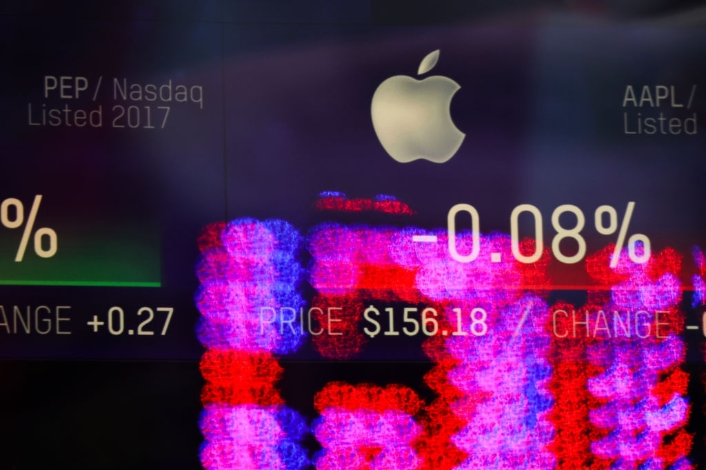 apple stocks