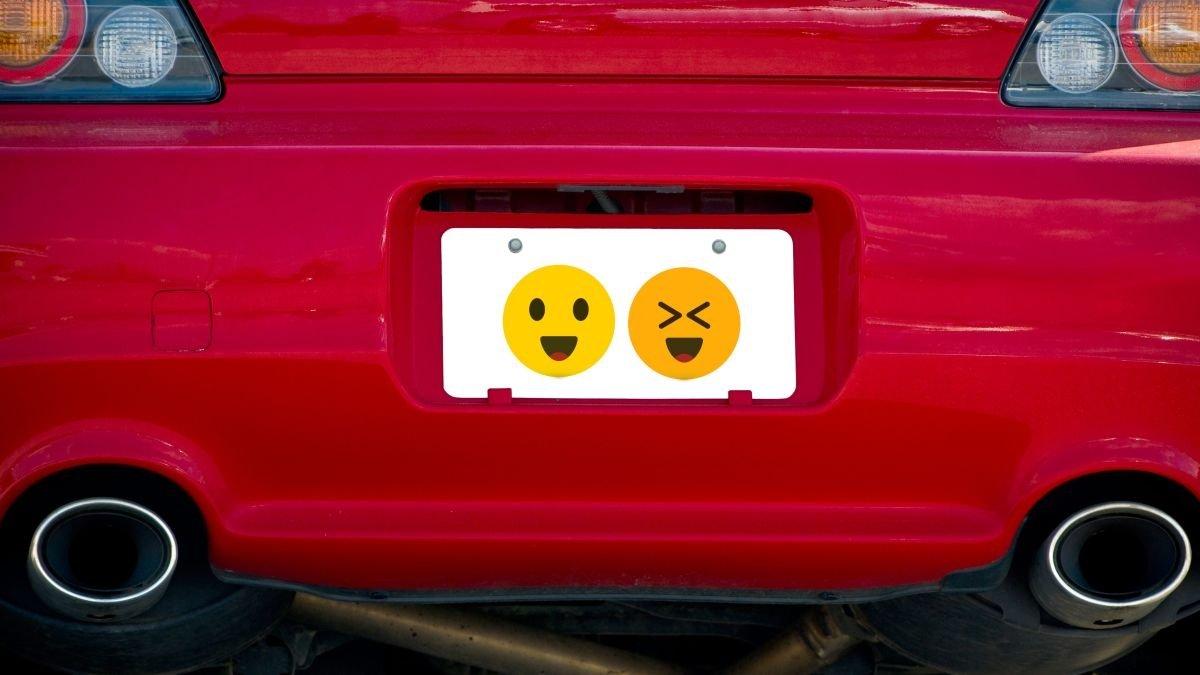 emoji na matricula