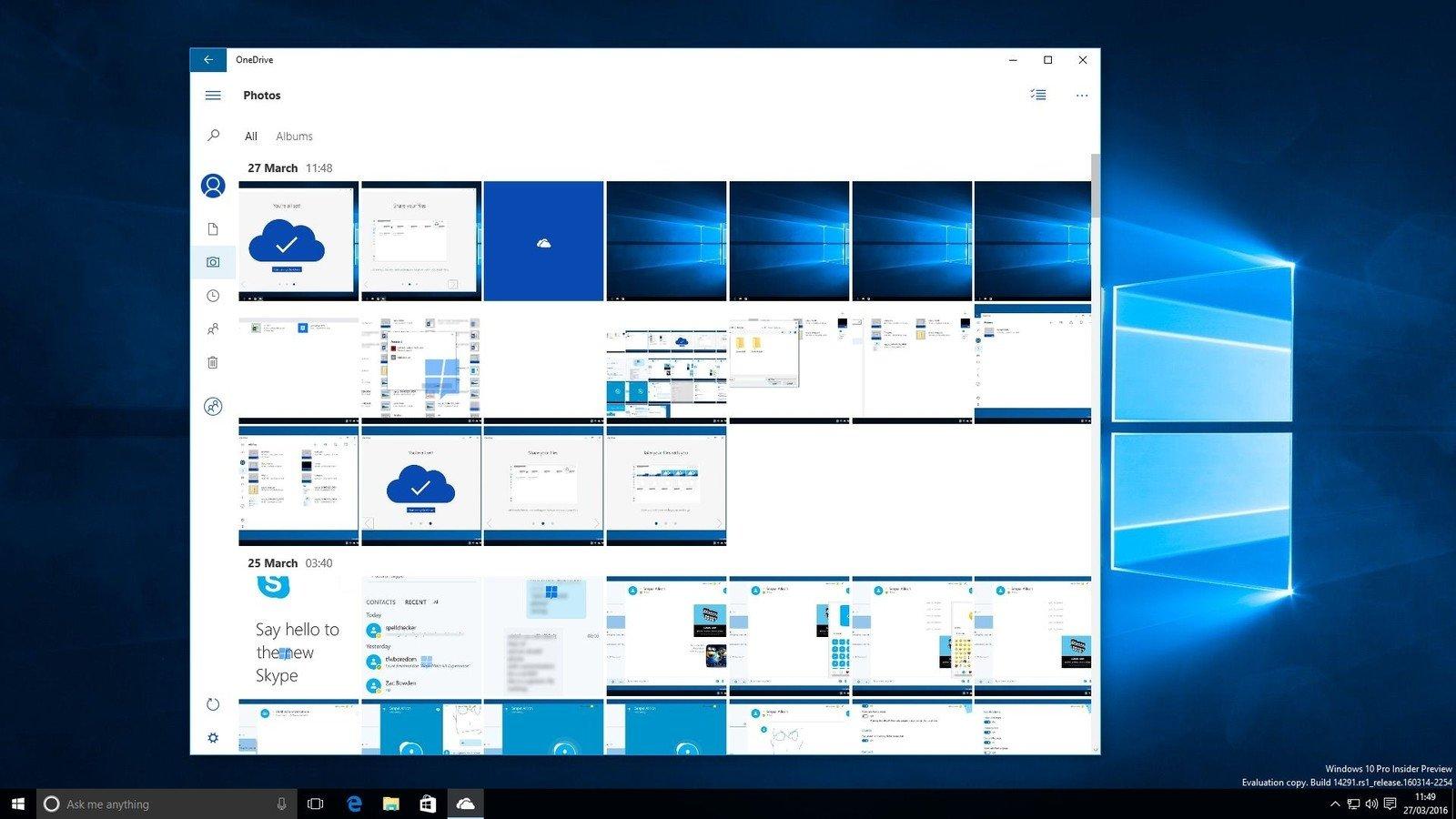 Microsoft UWP