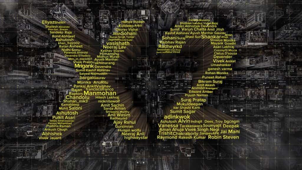 Logo X2 do smartphone Poco