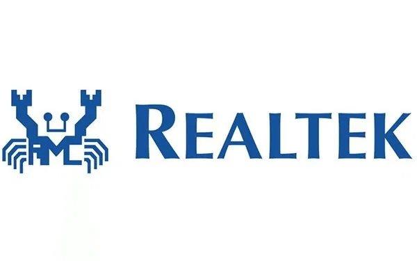 realtek logotipo da empresa