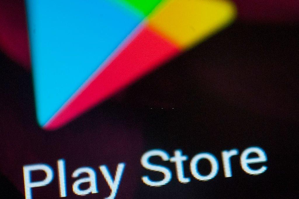 aplicação google play Store no android