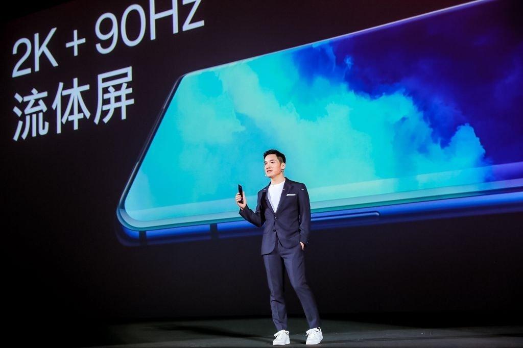 OnePlus 7 lançamento