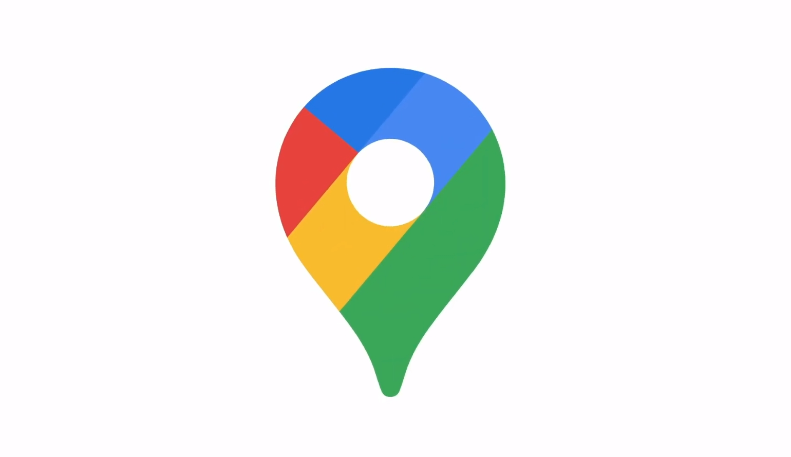 Google Maps novo icone