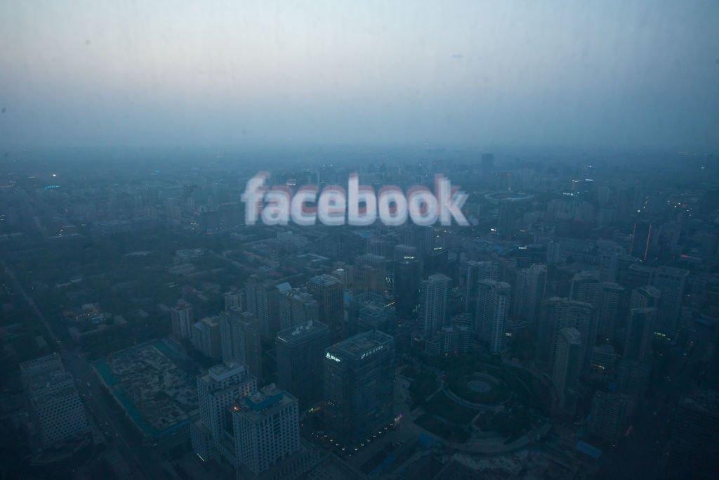 facebook sobre uma cidade
