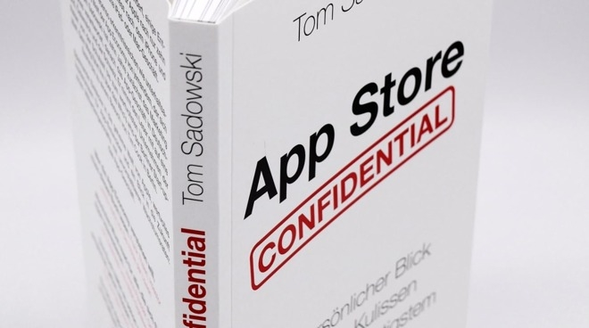 Apple app Store confidential