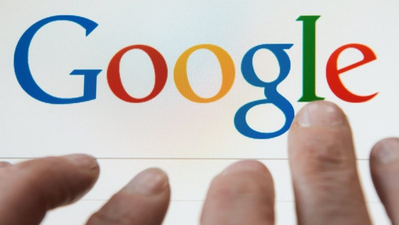 Google logo da empresa