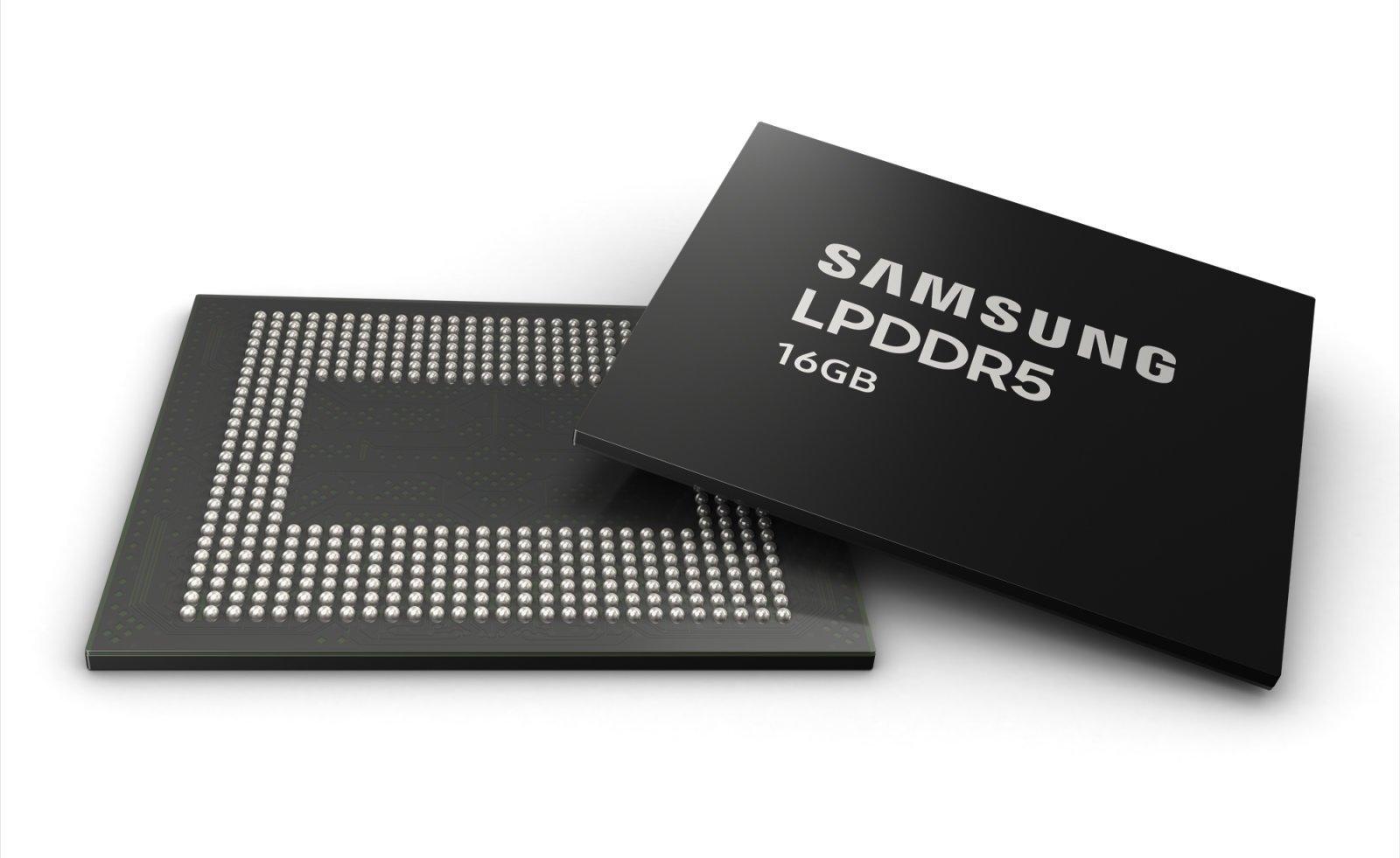 Samsung LPDDR5 16