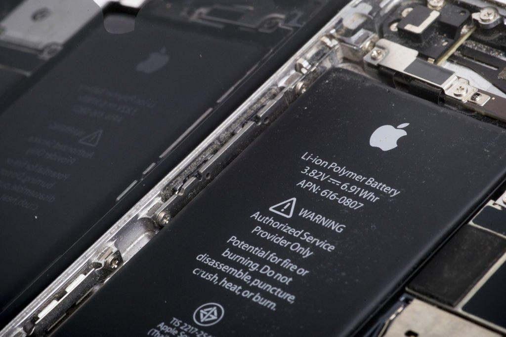 Apple bateria iphone