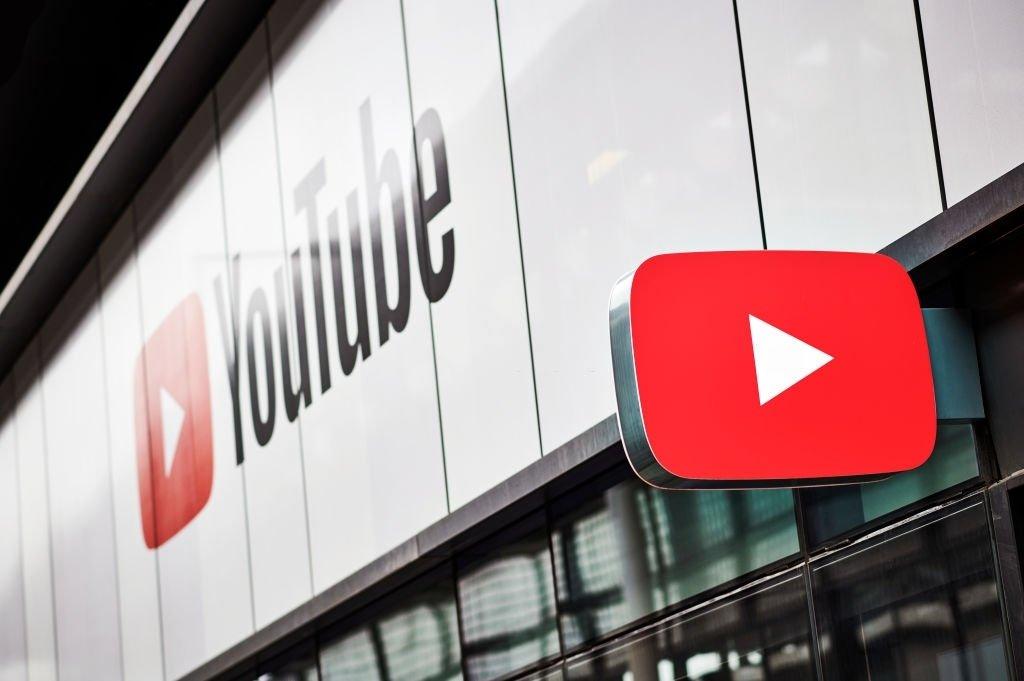 YouTube plataforma sede