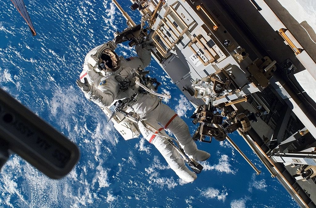 NASA astronauta