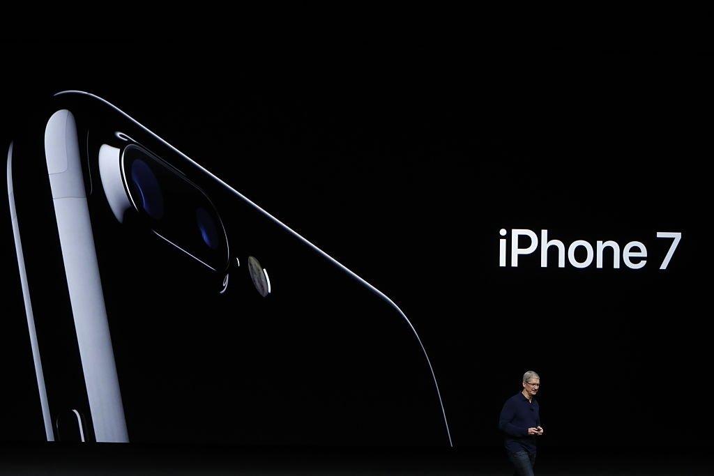 apresentação do iPhone 7