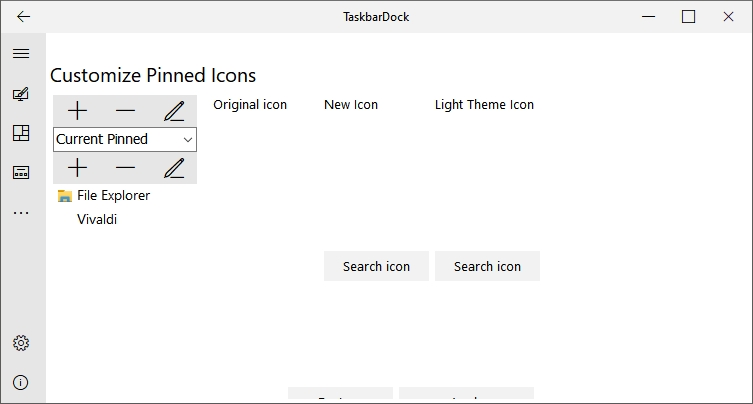 taskbardock