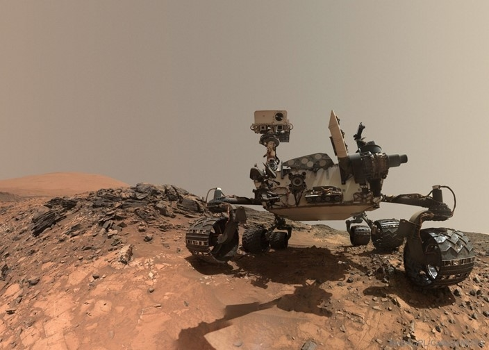Rover Nasa curiosity