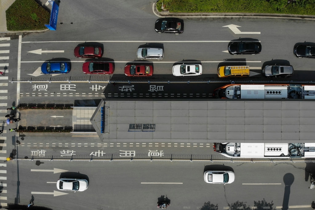 China transportes