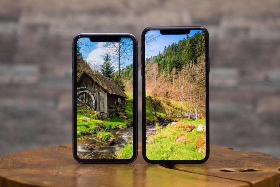 Apple dois iPhones