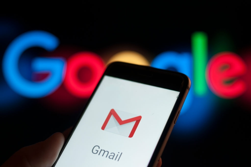 gmail email smartphone