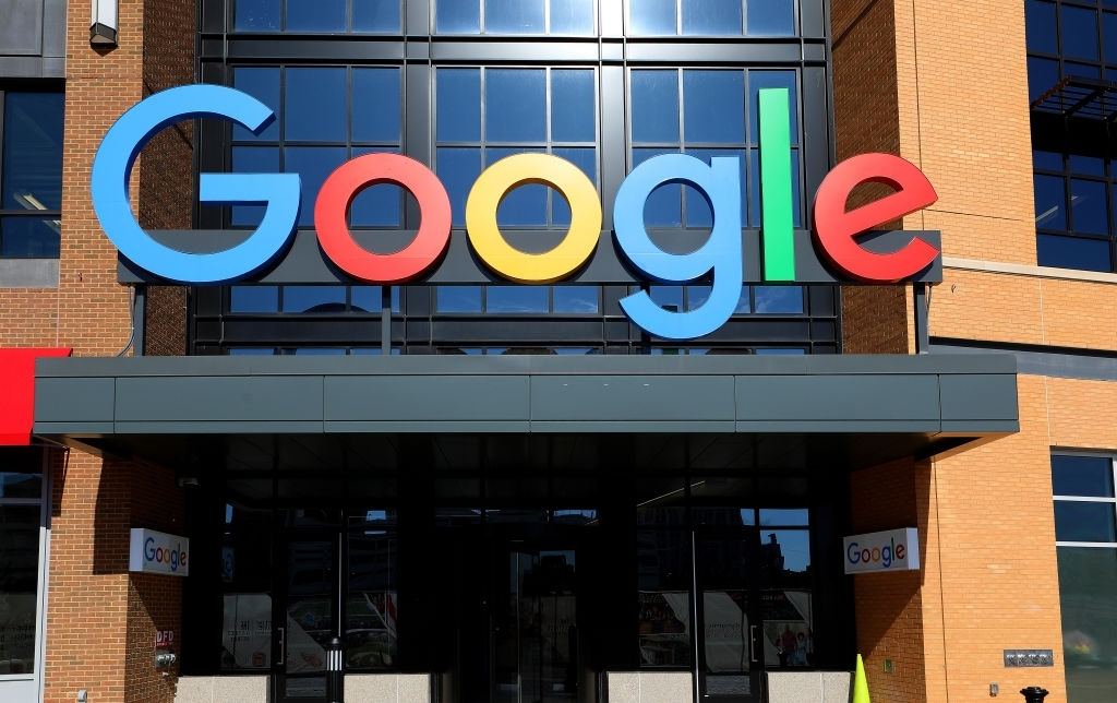 Google sede empresa EUA