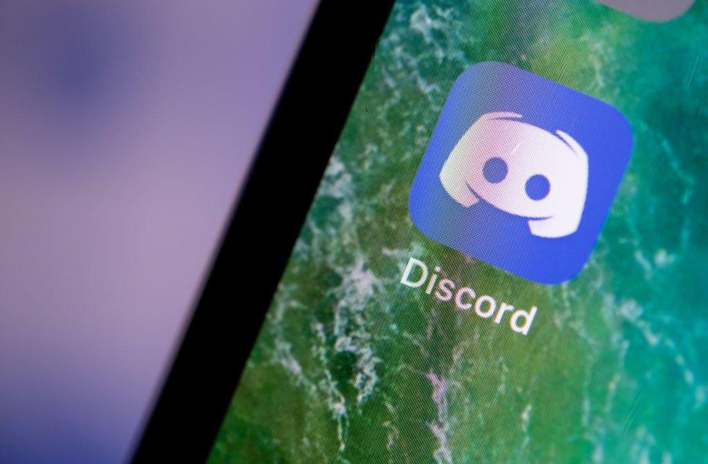 Discord app smartphone