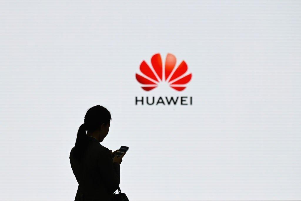 Huawei marca pessoa