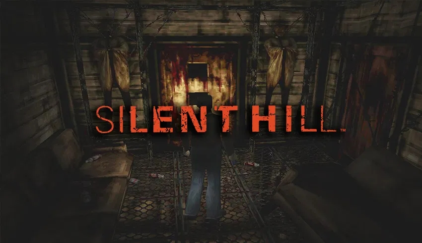 Silent hill psone