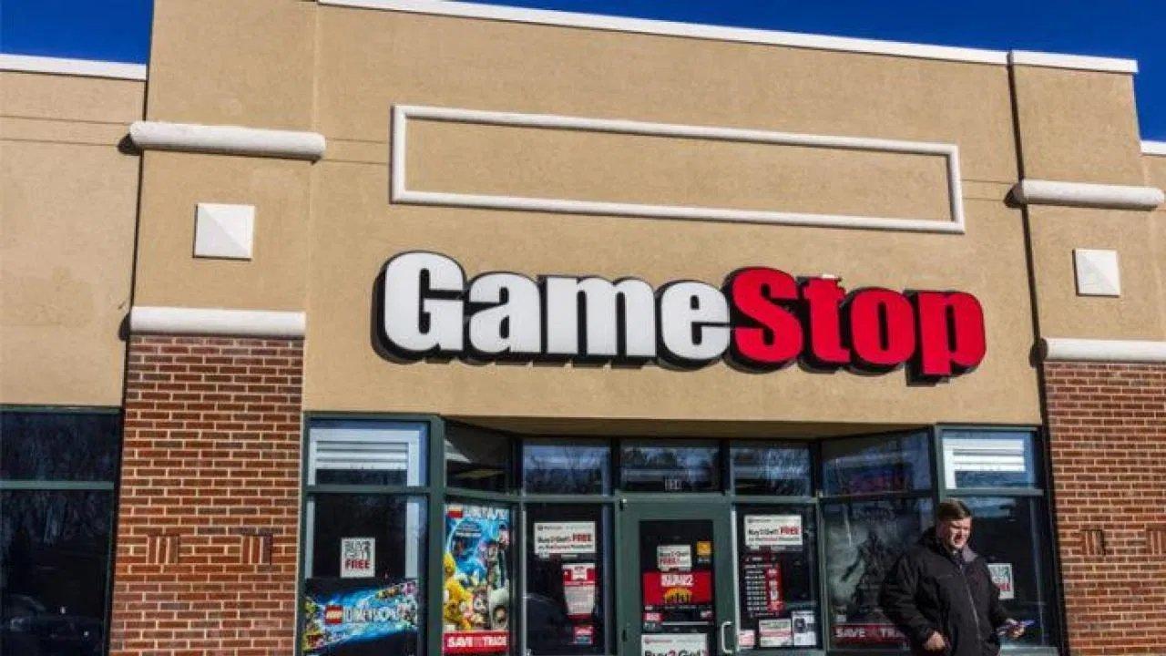 gamestop loja