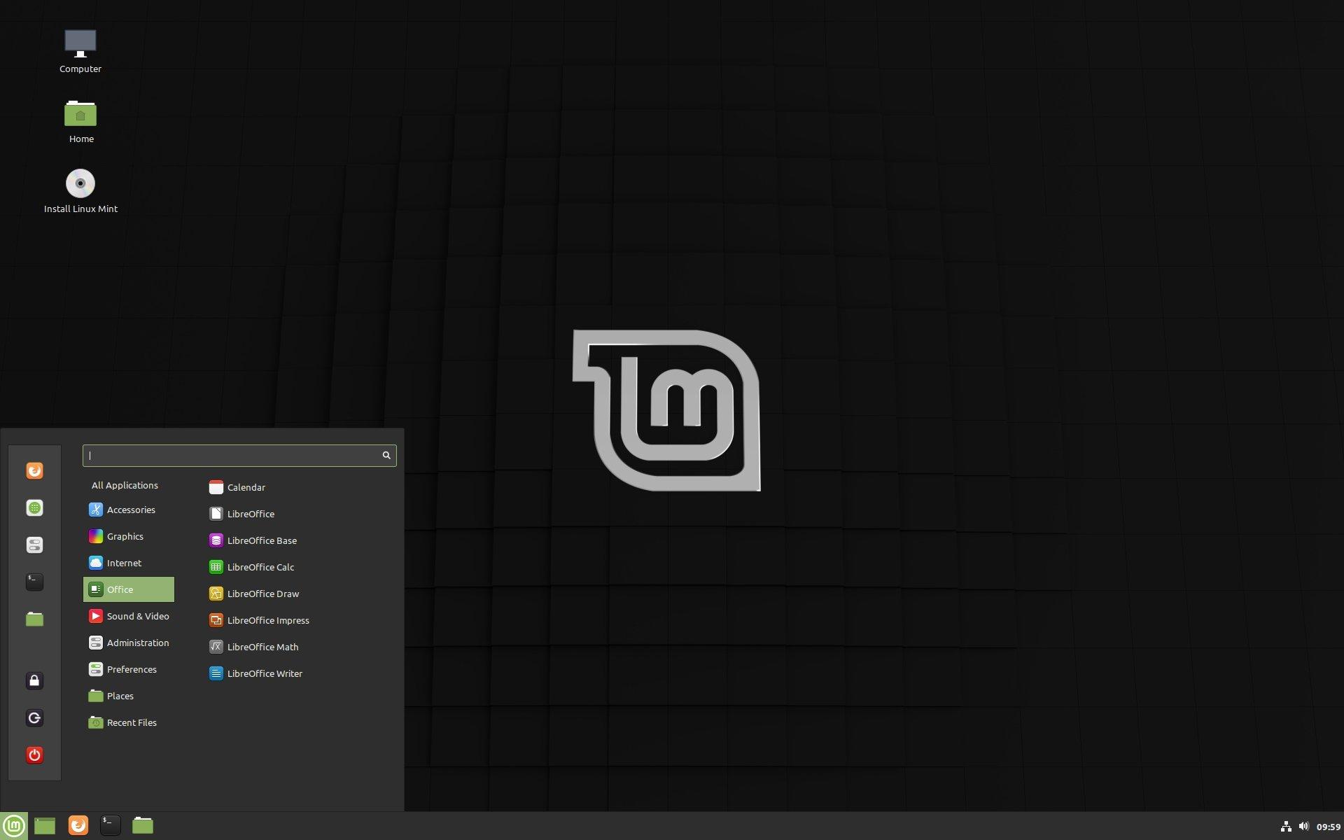 Linux Mint Debian Edition