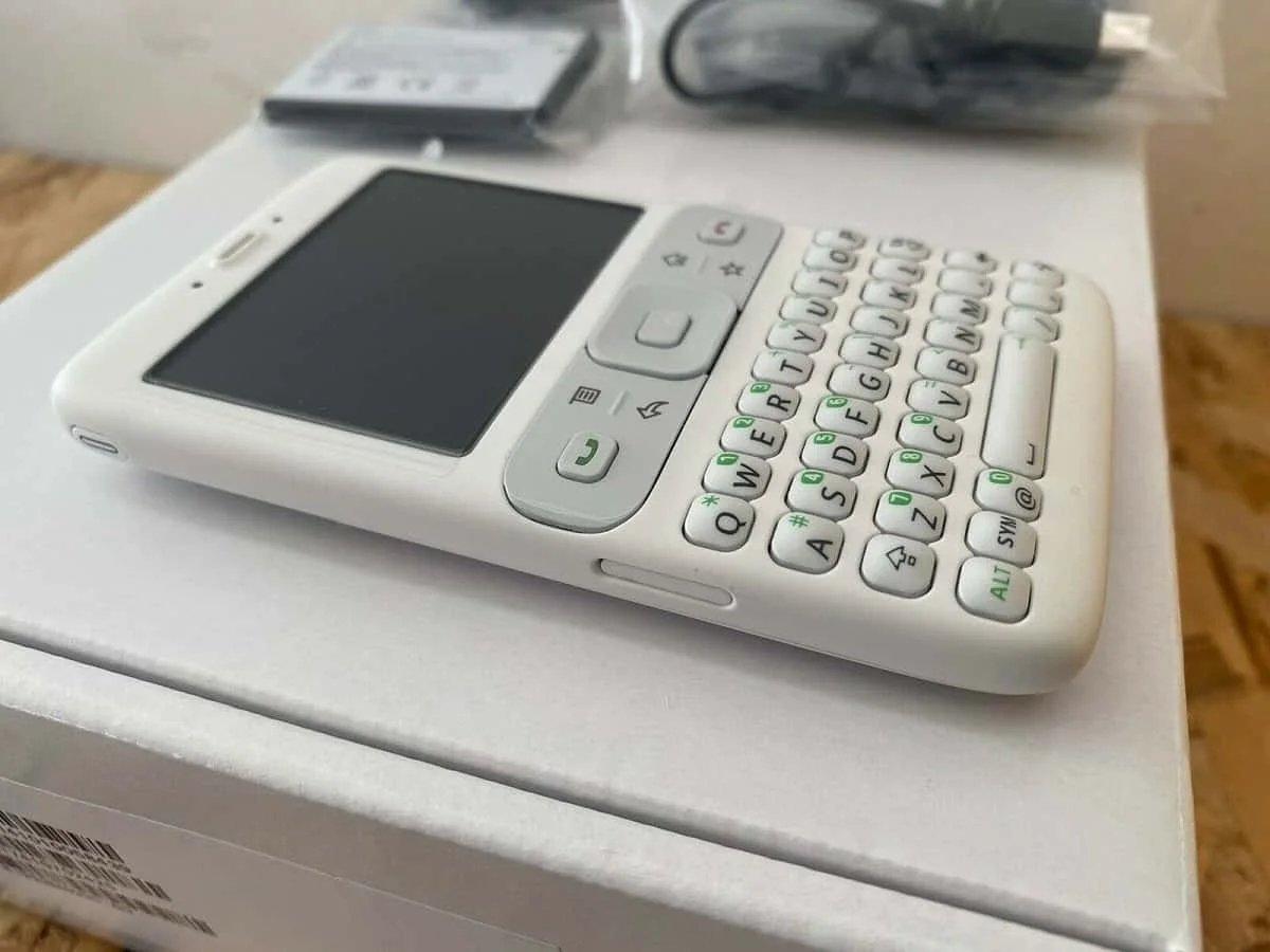 Smartphone android prototipo