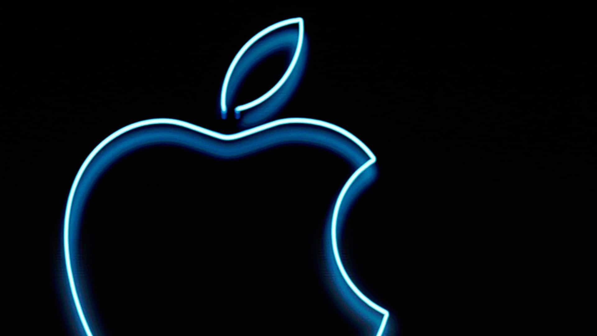 Apple logo maça