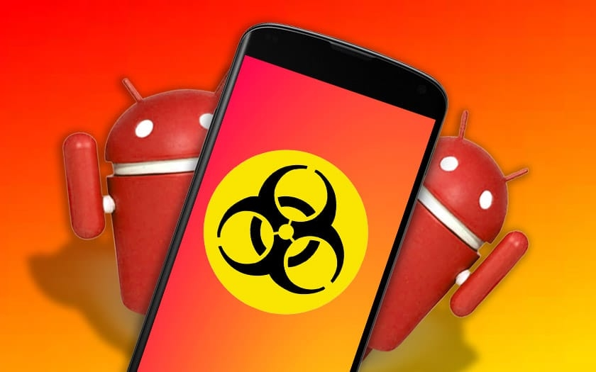 Google malware android