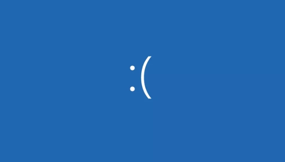 Windows 10 smile bsod