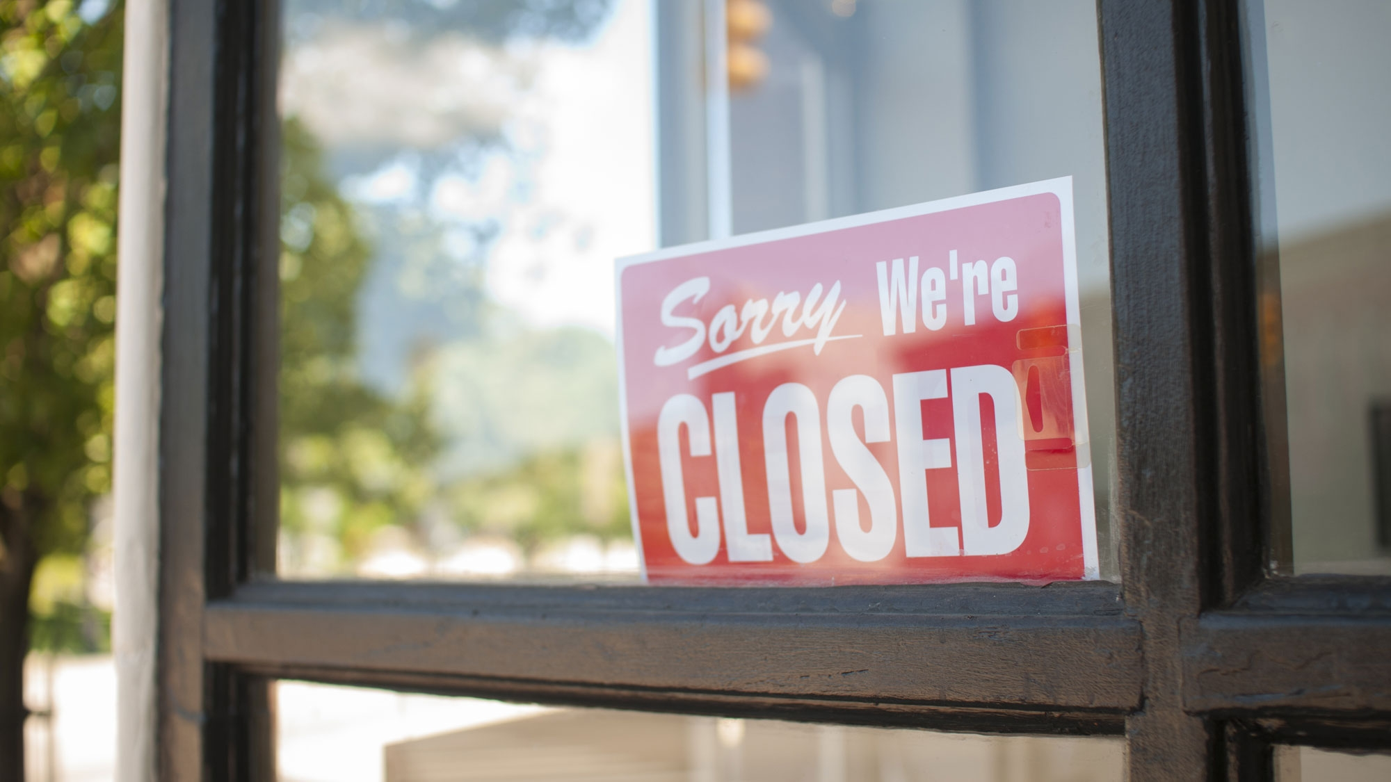 Google pesquisa loja encerrada