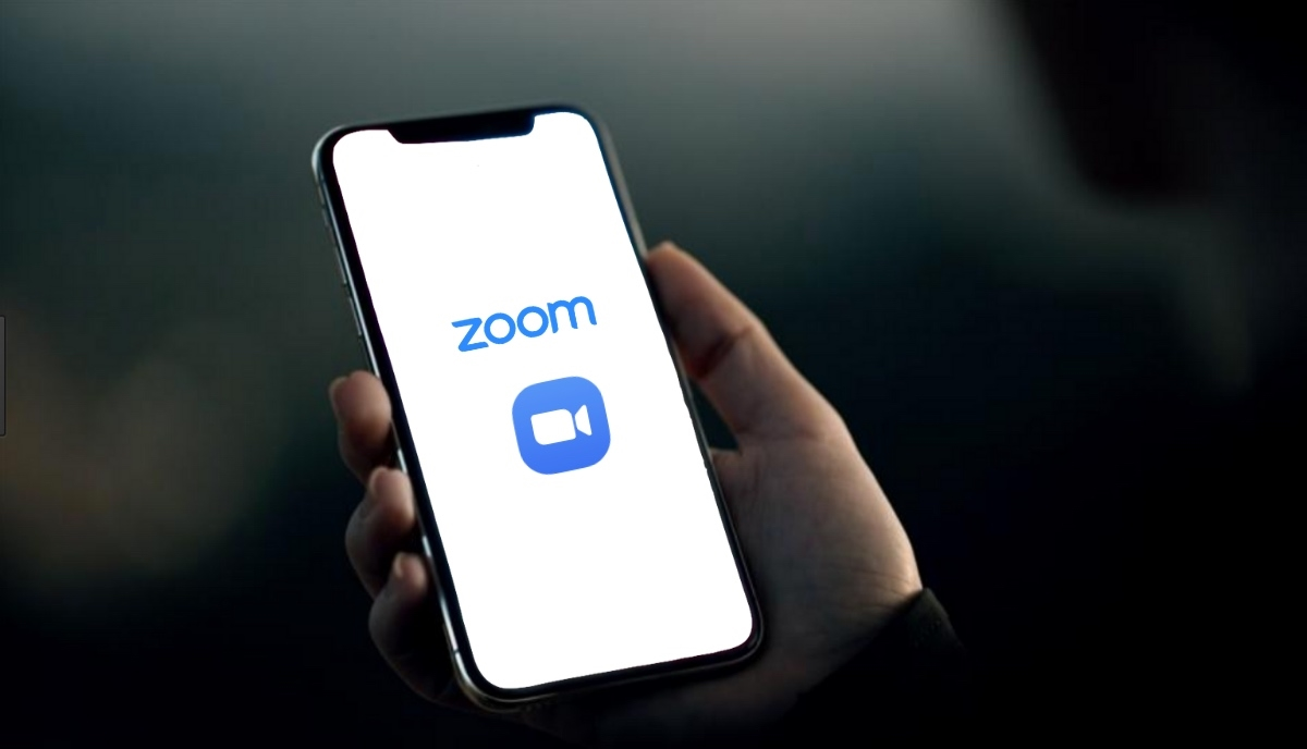 Zoom no iOS