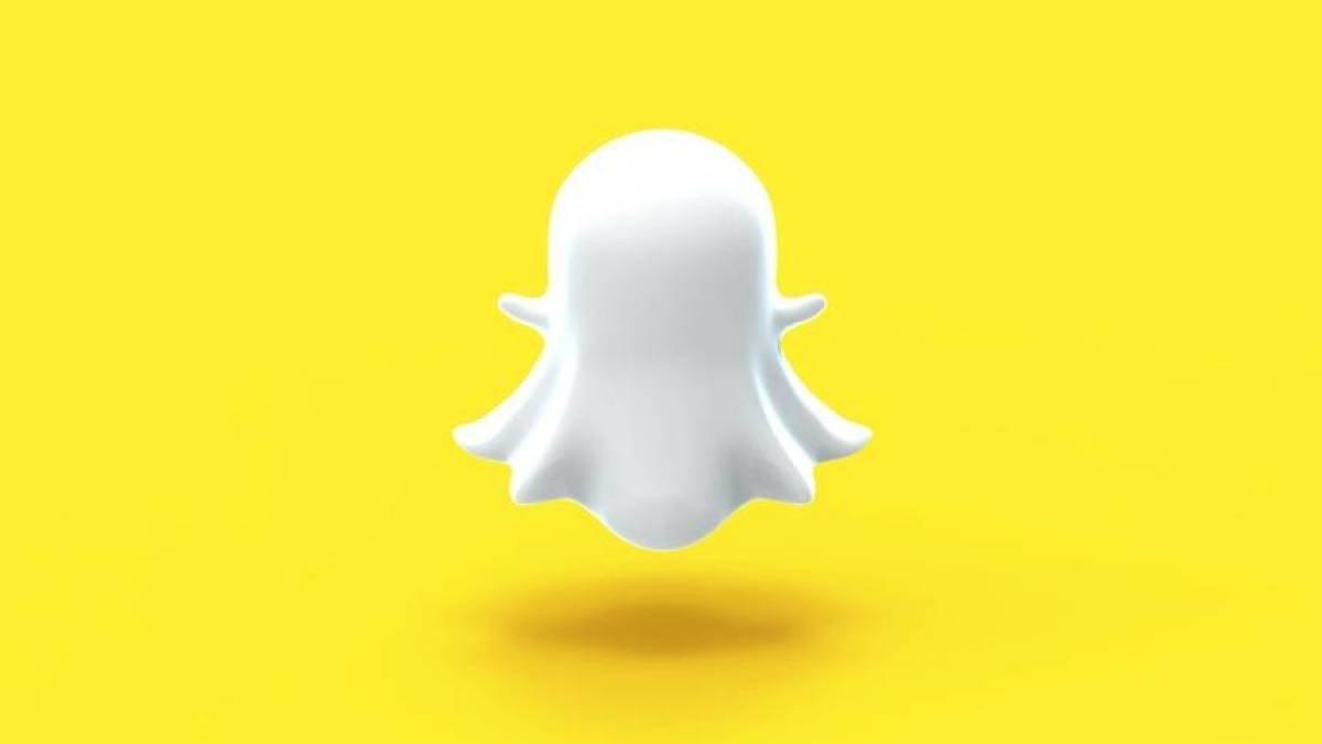 Snapchat logo fantasma