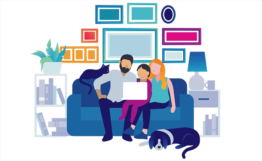 Cloudflare dns para familias
