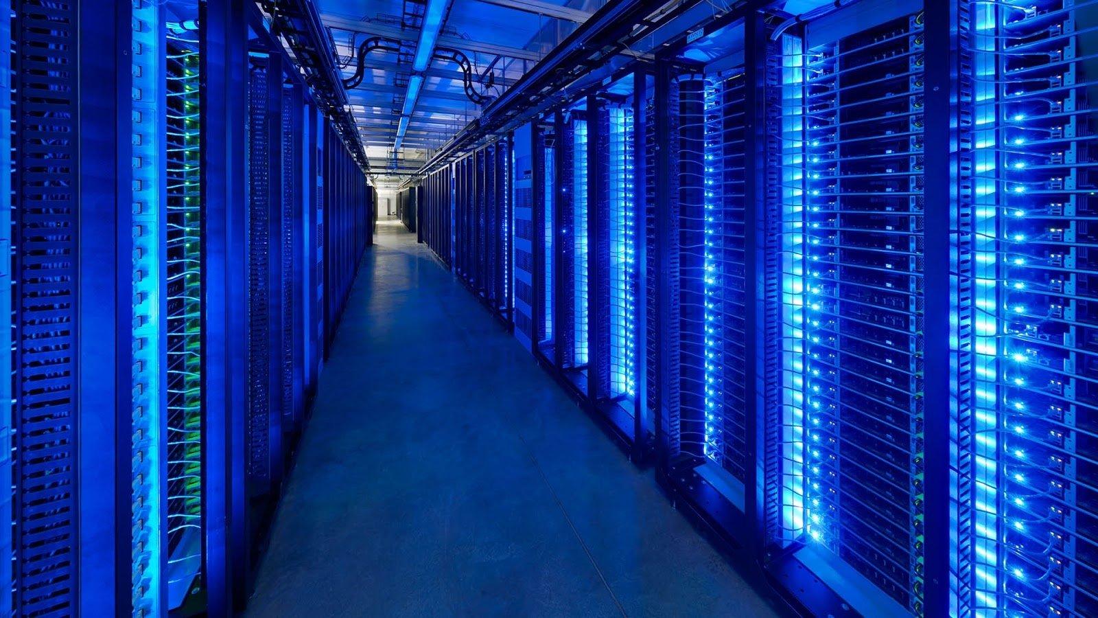Microsoft servidores