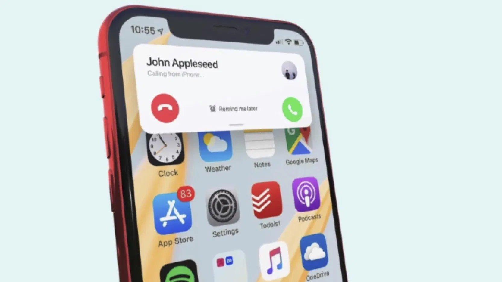 iOS 14 da Apple