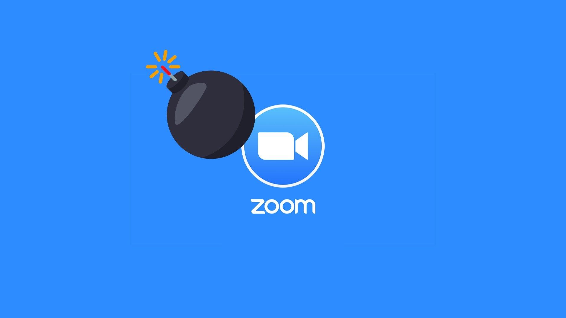 Zoom bomba