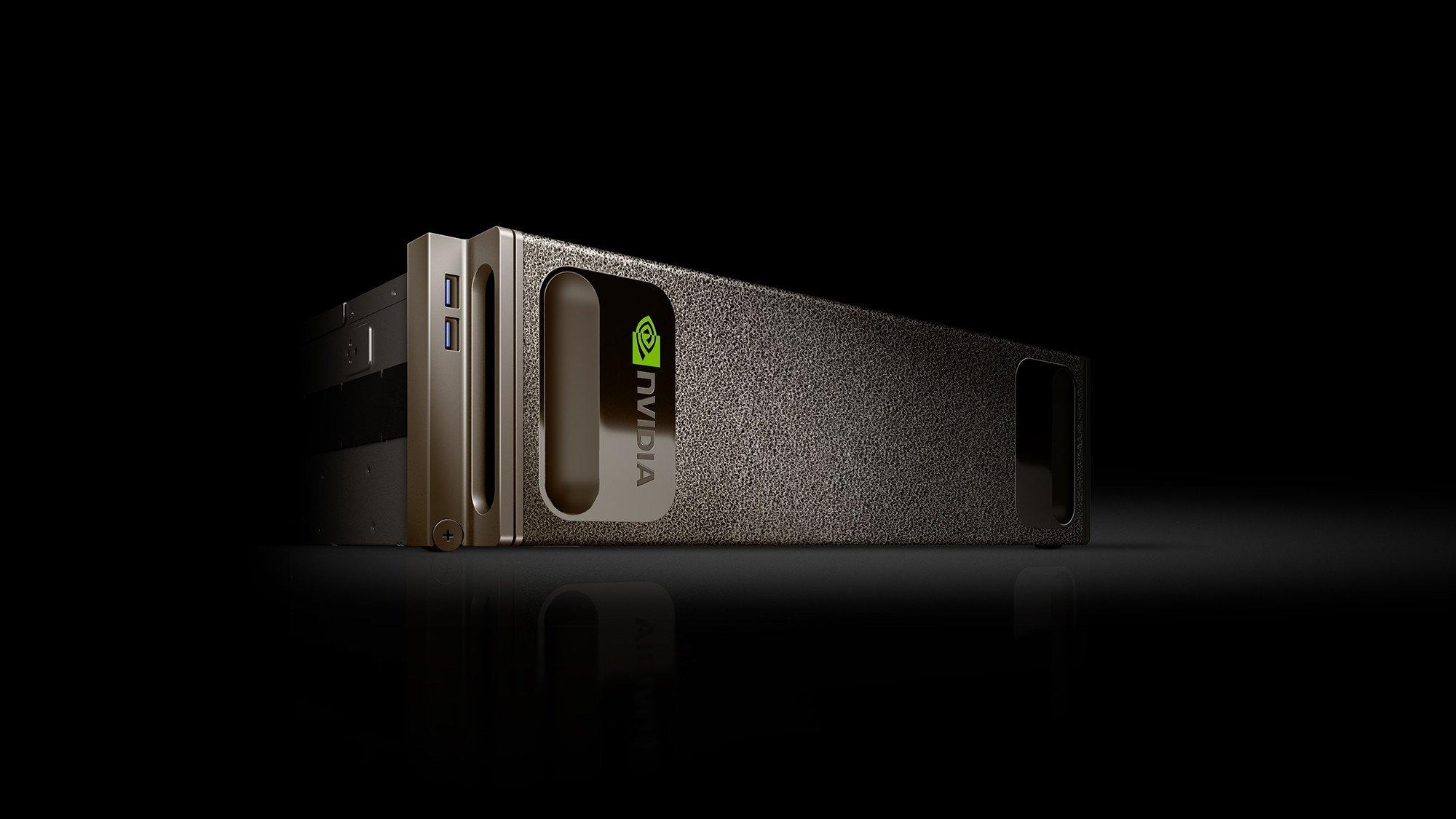Nvidia supercomputador