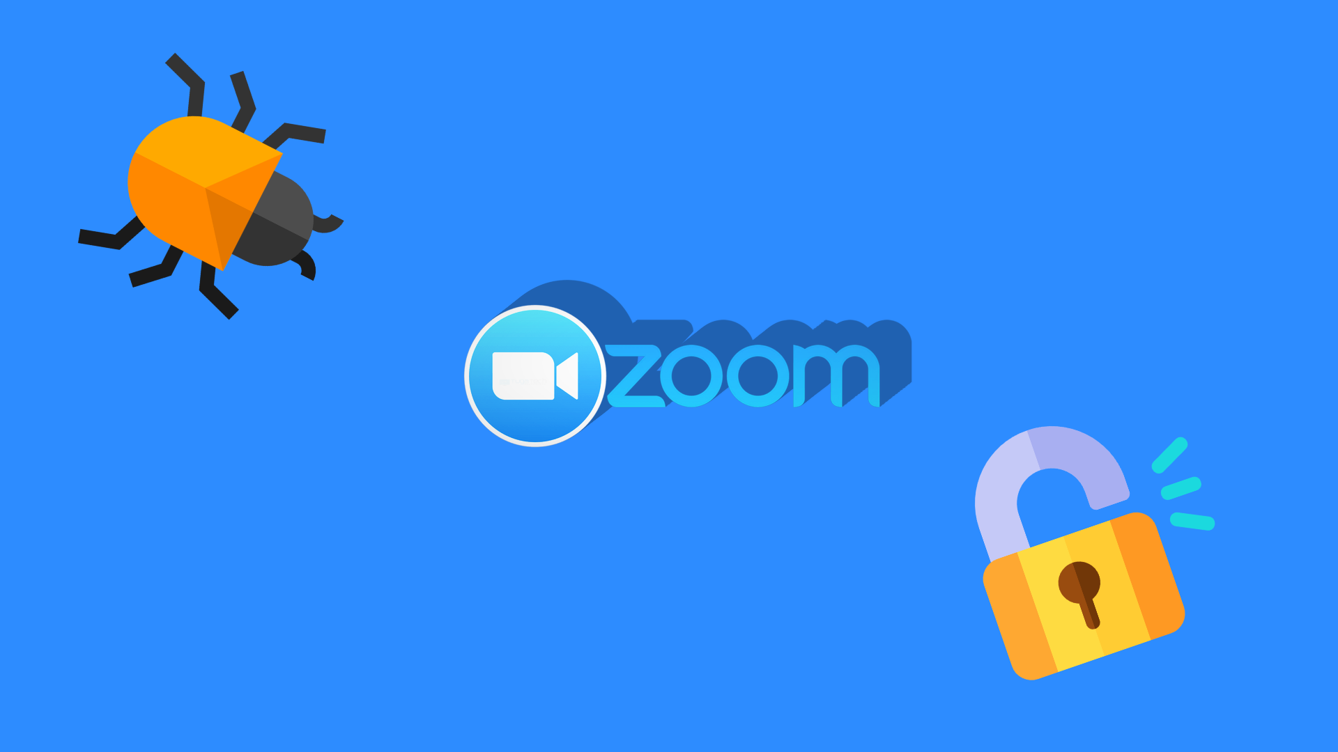 Zoom malware e insegurança