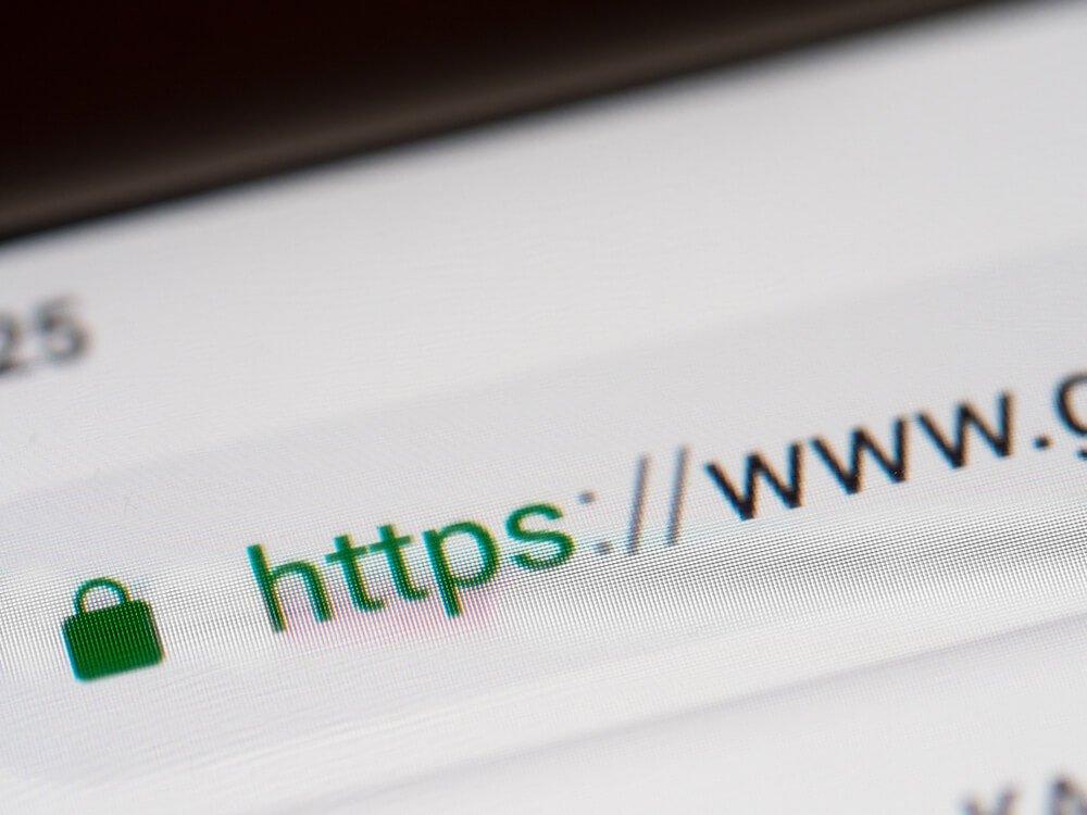 ligação segura do navegador