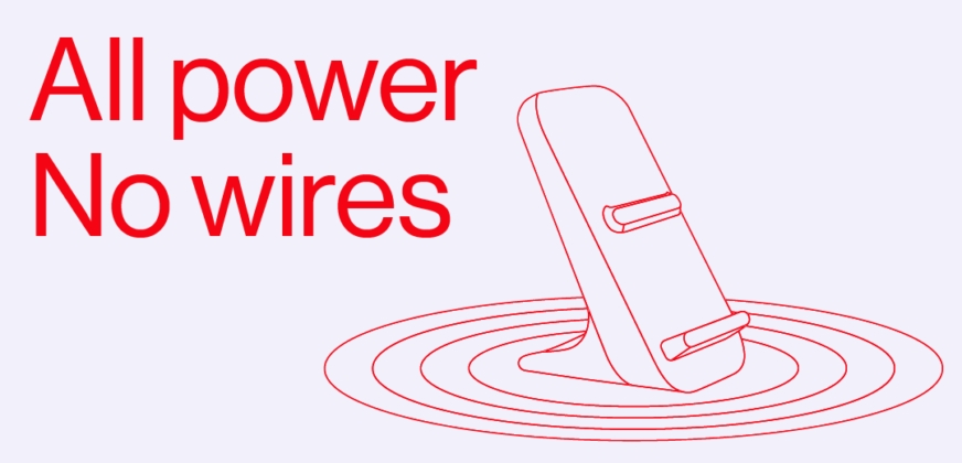 OnePlus warp charge wireless