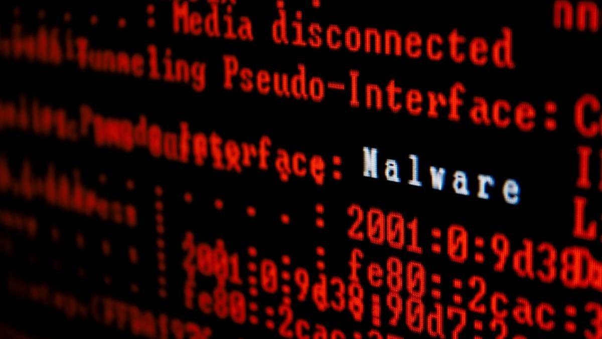 Malware em codigo
